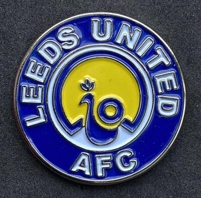 Leeds United FC (England) Logo 1980-1984