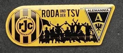 Roda JC (Netherlands) Roda und der TSV Alemannia Aachen