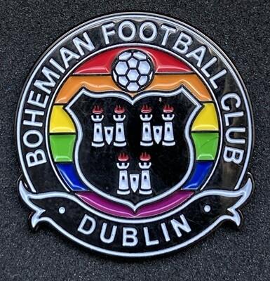 Bohemian FC (Ireland) Black/White