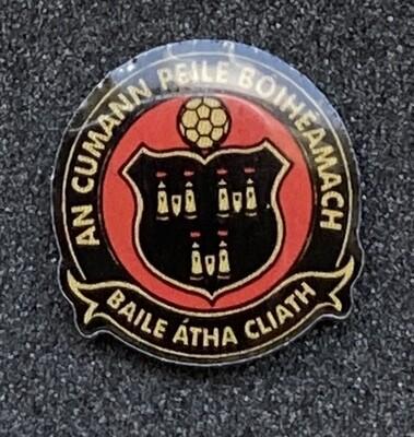 Bohemian FC (Ireland) Small Round