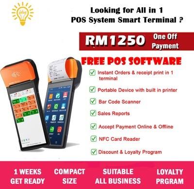 24-7 Sunmi V2 Pro POS System Payment Terminal