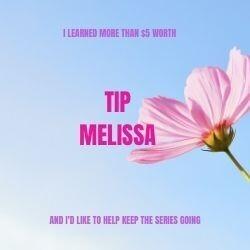Tip Melissa