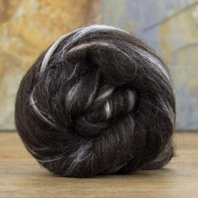 Shetland/Tussah Silk Top