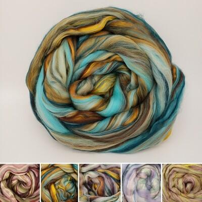 Merino Silk Blend