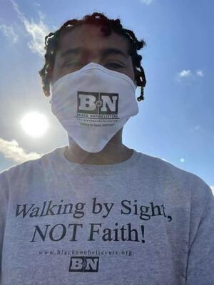 BN Slogan T-shirt - Grey