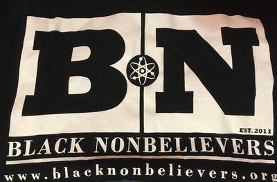 BN Logo T-shirt - Black (3X Available!)