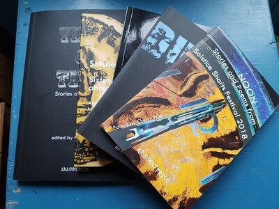 Special Solstice Offer All 5 older  books for price of 4
