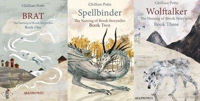 Brook Storyteller offer 3 books for £25