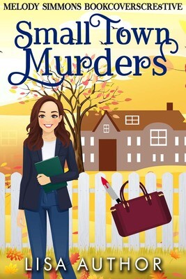 Small Town Murders - Click to view SET of 3