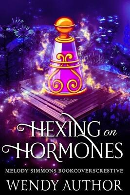 Hexing on Hormones - Click to view SET of 3