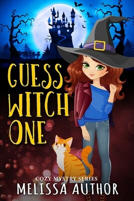 Guess Witch - Click to view SET of 3