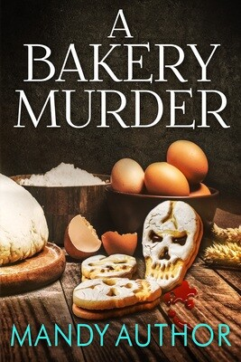 A Bakery Murder - Single Cover