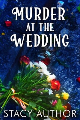 Murder at the Wedding- Single Cover