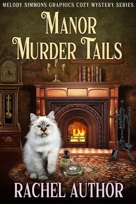 Manor Murder Tails - Click to view SET of 3