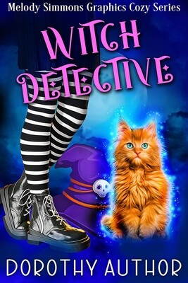Witch Detective - Click to view SET of 3