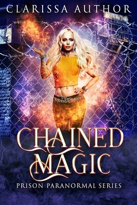 Chained Magic - Set of 3 Covers