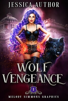 Wolf Vengeance - Set of 3 Covers