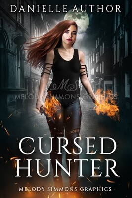 Cursed Hunter - Set of 3 Covers