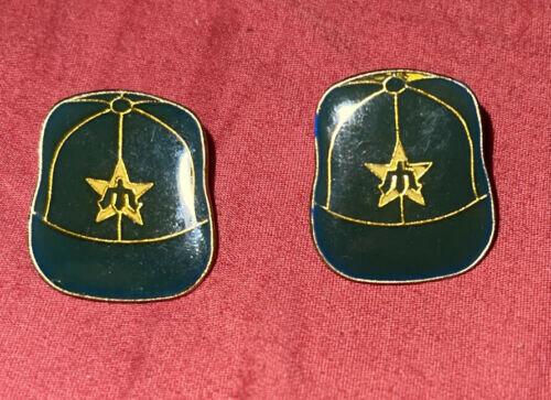 Seattle Mariners vintage lapel pin (2)