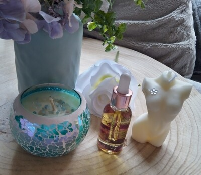 Moon goddess gift set