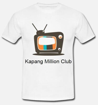 One in a Million Crowd Funding T-Shirt