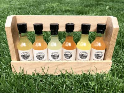 Hot Sauce Sampler Set