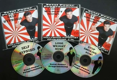 PICK ANY -3- TOTAL POWER PROGRAMMING CD'S