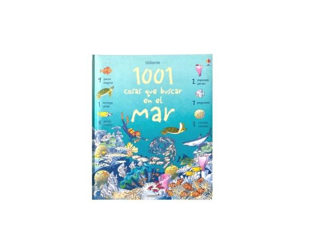 1001 cosas que buscar en el mar.