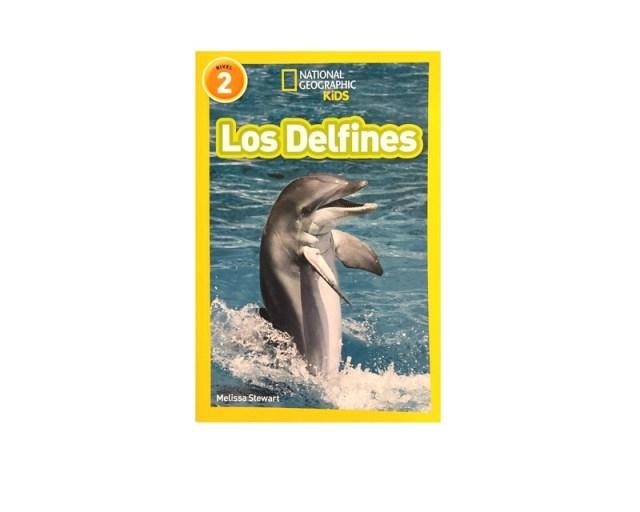 National Geographic Kids.  Los delfines.