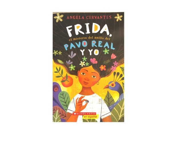 Frida, el misterio del anillo del pavo real y yo.