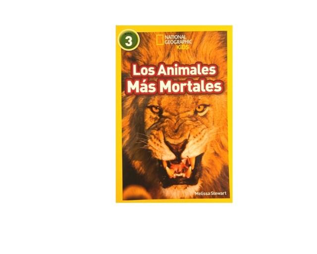 National Geographic Kids. Los animales más mortales.