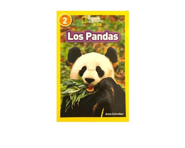 National Geographic Kids.  Los Pandas.