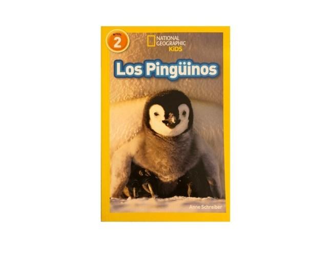 National Geographic Kids. Los pingüinos.