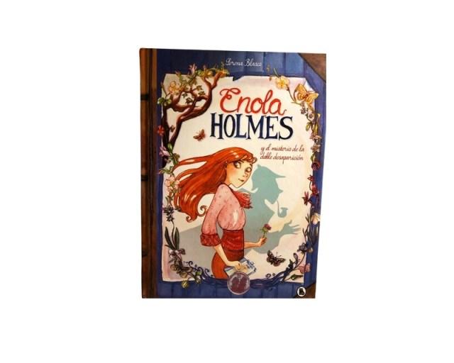Enola Holmes y el misterio de la doble desaparición.
