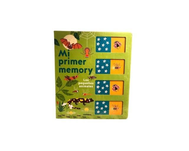 Mi primer memory.