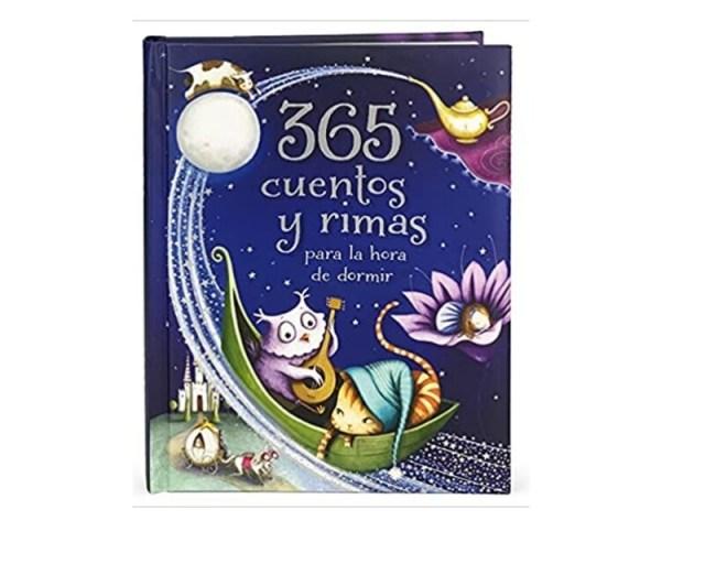365 cuentos y rimas para la hora de ir a dormir.