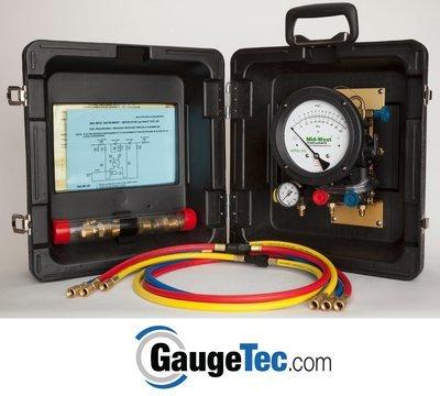 Mid-West Model 835 - Backflow Preventer Test Kit (5 Valve)