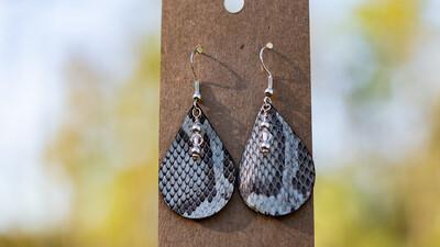 Python Earrings