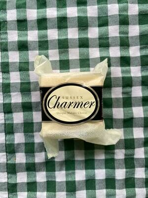 Cheese: Sussex Charmer (200g). Bookham Harrison Farms.