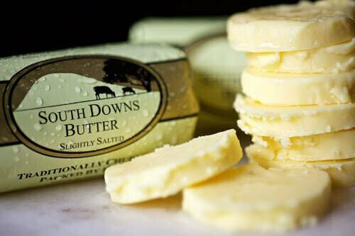 Butter (200g). Bookham Harrison Farms.