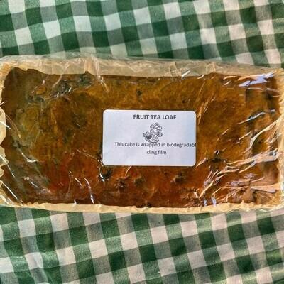 Fruit tea loaf. Sue's.
