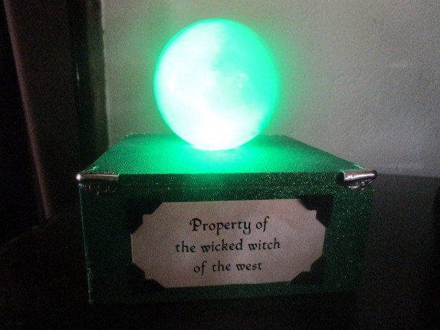 Prophecy Orb Replica Prop