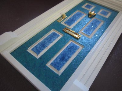 Tooth Fairy Door Magic Portal to Fairyland