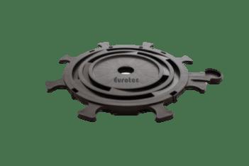 Eurotec Profi Line XXS -   Feet with Adaptors - 10 -15mm