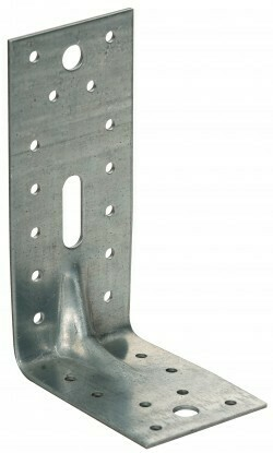 SIMPSON 150 x 90 x 65 x 2.5mm Angle Bracket E9/2.5