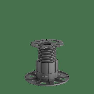 Eurotec Adjustable Decking Pedestal  -BASE 3 Adjusts from 60mm up to 110mm