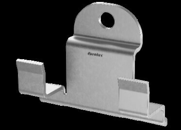 Rhombus Starter Profile Façade Clips  Pack of 25 Clips