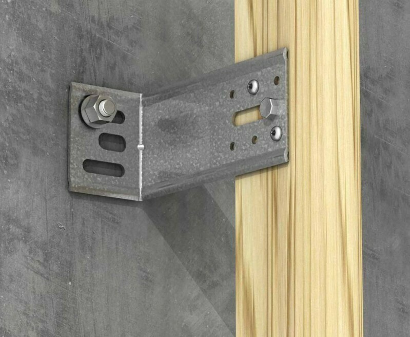Simpson EBC Cladding Bracket