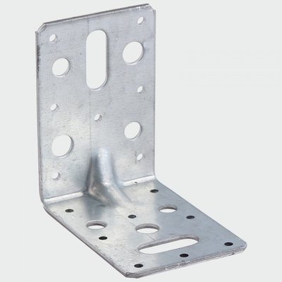 Stainless Steel Angle Bracket 90mm x 90mm x 62mm