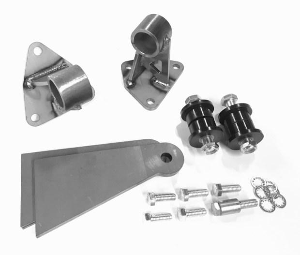 Engine Mount Kit  U2013 Gen 3 Chevy Inline 6  194  230  250  292   U2013 Welder Series Inc   U2013 Problem Solving